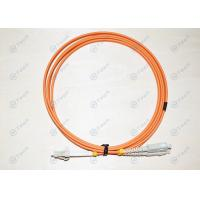 100% Product Testing Fiber Optic Jumper Duplex SC-LC Patch Cable Manufactures