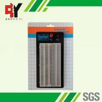Clear ABS Plastic Solderless Breadboard with 2 Binding Posts Manufactures