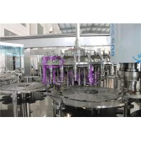 Automatic 3-In-1 Washing Filling Capping Machine For Plastic Bottle Mineral Water Manufactures