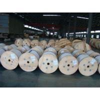 ASTM B 498 Galvanized Guy Wire Galvanized Steel Core Wire For Power Distribution Poles Manufactures