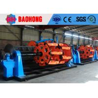 Signal Cable Laying Up Machine Multi Core Back Twist Planetary And Sun Type Manufactures