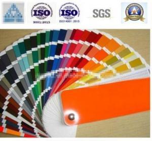 China Appliance Car Powder Coat Paint Solvent - Free For Aluminum Profile Stable Powder Coat Paint on sale