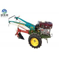 Potato Harvester Walk Behind Tractor With Plough Four Stroke Engine Type Manufactures