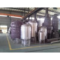 Stainless Steel Water Treatment Pressure Vessel Tank Customized Manufactures