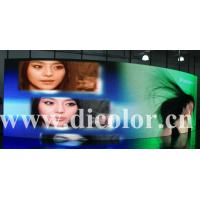 Curved Advertising Led Screen Video Wall Manufactures