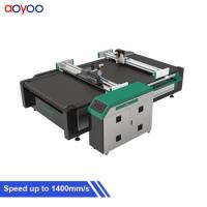 AOYOO Manufacturer digital printer cutter machines epe foam cutting plotter Manufactures