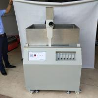 Quality Waterproof Leather Testing Machine Used In Finished Shoes 220v 50hz for sale