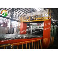 High Efficient Mineral Fiber Ceiling Board Production Line With Heat Insulation Manufactures