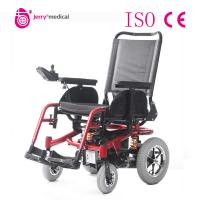 JRWD601 Back Adjustable Electric Wheel Chairs Comfortable 1010X600X1075 mm Manufactures