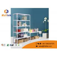 China White Boltless Steel Rack Chrome Plated Boltless Metal Shelving Units on sale