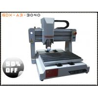 Buy cheap Small CNC Router Machine For Wood Engraving , Benchtop CNC Router High Speed from wholesalers