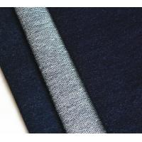Indigo denim 95% cotton 5% spandex knitted fabric buy fabric from china Manufactures