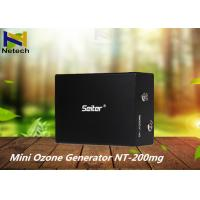 China NT-200mg Mini Household Ozone Generator Electrical Ozone Machines For Home Use on sale