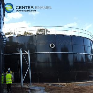ART 310 10000 Gallon Sludge Holding Tank For Sludge Anaerobic Digestion Manufactures