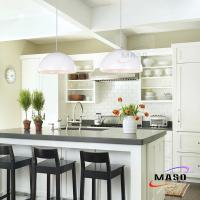 China Home Decoration LED Light source Contracted Resin Chandelier Pendant Lamp on sale