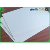 Quality File Folders Grey Board Paper 300gsm To 1500gsm 700 * 1000mm Grade AAA for sale