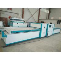 China Automatical Pvc Vacuum Membrane Press Machine High Temperature Resistant on sale