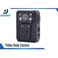 """2.0"""" LCD Display Body Worn Surveillance Cameras With Night Vision Manufactures"""