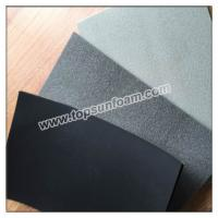 Light grey,grey and black NBR foam sheet for packing Manufactures
