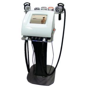 3 in 1 Cavitation + RF + vacuum slimming machine for facial treatment Manufactures