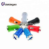 ODM Multi Cavity Injection Molding Plastic Auto Car Parts USB Car Charger Manufactures