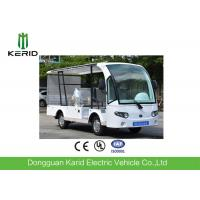 2 Seater Electric Cargo Van For Goods Loading And Unloading 1000kg Manufactures