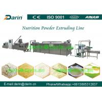 China Nutritional baby rice powder Food Extruding machine / production line on sale