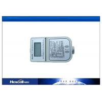 IC Card Prepaid Household Water Meter with Auto Shut off Valve Control Manufactures