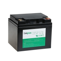 China 12.8V 42Ah Lithium Ion Battery Cell  For E Bicycle on sale