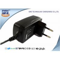 5V 9V 12V 15V 18w Switching Power Adapter for Indoor Purifier , Fully approved Manufactures