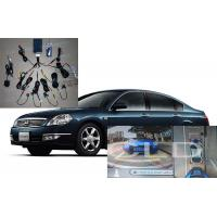 360 Panoramic Seamless Ip67 Bird view Car Reverse Camera Kit For different car models, Bird View System Manufactures