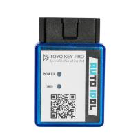 New Toyo Key Pro OBD II Car Key Programmer Support Toyota 4D, 4D-G, 4D-H All Key Lost Manufactures