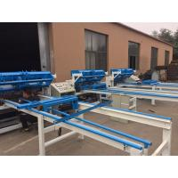 Width 2500mm Full Automatic Wire Mesh Welding Machine For Fencing Panel Manufactures