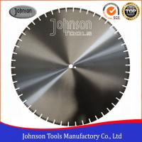 750mm Diamond Saw Blade , High Efficiency Concrete Cutting Blades Manufactures