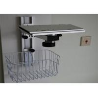 Metal Patient Monitor Wall Mount , Mindray Beneview Bedside Monitor Stand Manufactures