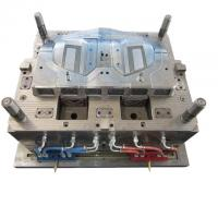 Hasco Auto Injection Molding / Injection Moulding Machine Parts Auto Light Manufactures