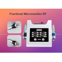 China 2MHZ Skin Tightening Fractional RF Microneedle Skin Rejuvenation Machine on sale
