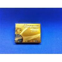 China Golden Stamping Paper Box Packaging For Sexual Herbal Stimulant Pills / Capsules on sale