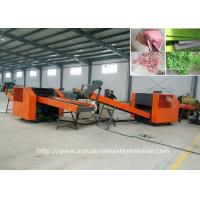 Automotive Industrial Shredder Machine Interior Cushions Seat Cover Foot Pad Waste Recycling Manufactures