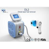 Buy cheap 500 W Painless Perfect Treatment Effective Professional Portable Diode Laser Hair Removal Machine German Imported dilas from wholesalers