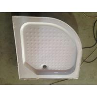 China sector acrylic shower base with good quality