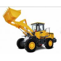3 Ton Front Wheel Loader Long Wheelbase High Unloading Strong Digging Force Manufactures