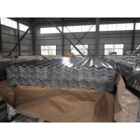 Zinc Hot Dipped Galvanized Corrugated Roofing Sheet AS 1397 G550 (HRB≥85) , ASTM A653 Manufactures