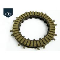 China Paper Based Clutch Disc Plate , Auto 90D Motorcycle Clutch Pressure Plate on sale