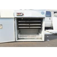 YZITE-8 HHD 98% hatching rate full automatic egg hatching machine price egg incubator/used poultry equipment for sale