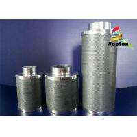 Custom Active Grow Tent Carbon Filter Safe Light Weight With Stainless Steel Mesh Manufactures