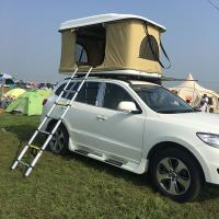 China 2016 New Beijing Unistrengh Playdo Fiberglass Car Hard Shell Roof Top Tent For Sale Fast Open 6 colors on sale