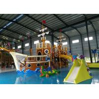 Anti Static Water Playground Equipment 2.2 - 2.6 Mm Thick High Strength Cold Roll Steel Manufactures