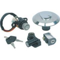 China Motorcycle Electrical Components Lock Set CBT125 on sale