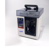 Automatic Banknote Banding Machine Strapping For Paper Money Collecting Manufactures